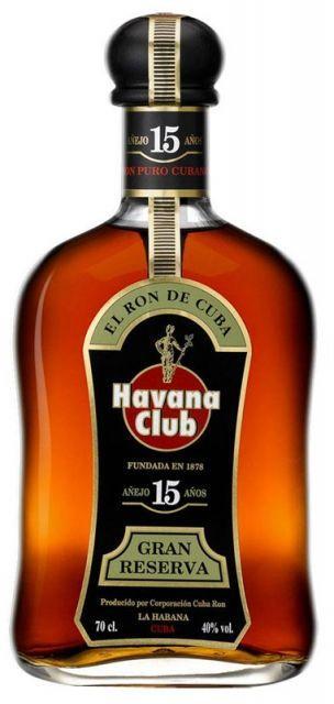Havana Club 15 Jahre