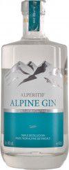 Alperitif Alpine Gin cum Imperatoria