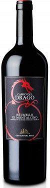 """Brunello Riserva """"Campo del Drago"""" - castiglion del bosco"""