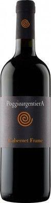 Cabernet Franc - Poggioraso Toscana Rosso IGT - PoggioargentierA
