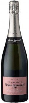 Pierre Gimonnet & Fils - Champagner Cuvée Rose de Blancs brut 1er cru