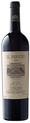 6 Flaschen Il Pareto Toscana Rosso I.G.T. in Holzkiste - Tenuta di Nozzole