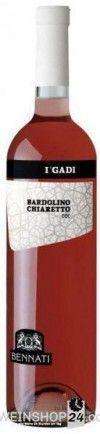 Bardolino Chiaretto DOC - I Gadi Bennati