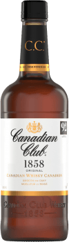 Canadian Club Whiskey - 6 Years