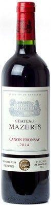 Chateau Mazeris Bordeaux - Canon Fronsac