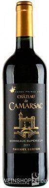 Cuvée Prince Noir Bordeaux Supérieur- Château de Camarsac