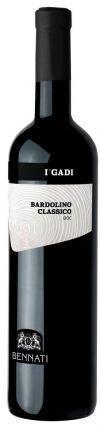 Bardolino Classico DOC - I Gadi - Bennati