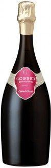 Gosset Champagner Brut Grand Rosé