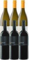 Grassl Paket (3 Fl. Cuvee Bärnreiser+3Fl. Chardonnay)