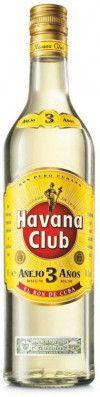 Havana Club Anejo bianco 3 YO