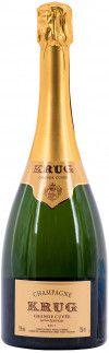 Krug Grande Cuvee Brut Champagner 167 EME Edition