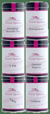 Probierset - 6 Sorten Gewürzmischungen plural spices