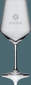 Schilerol Gläser (6 Stk)