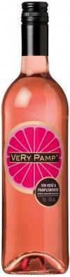 VeRy Pamp Roséwein mit Grapefruit